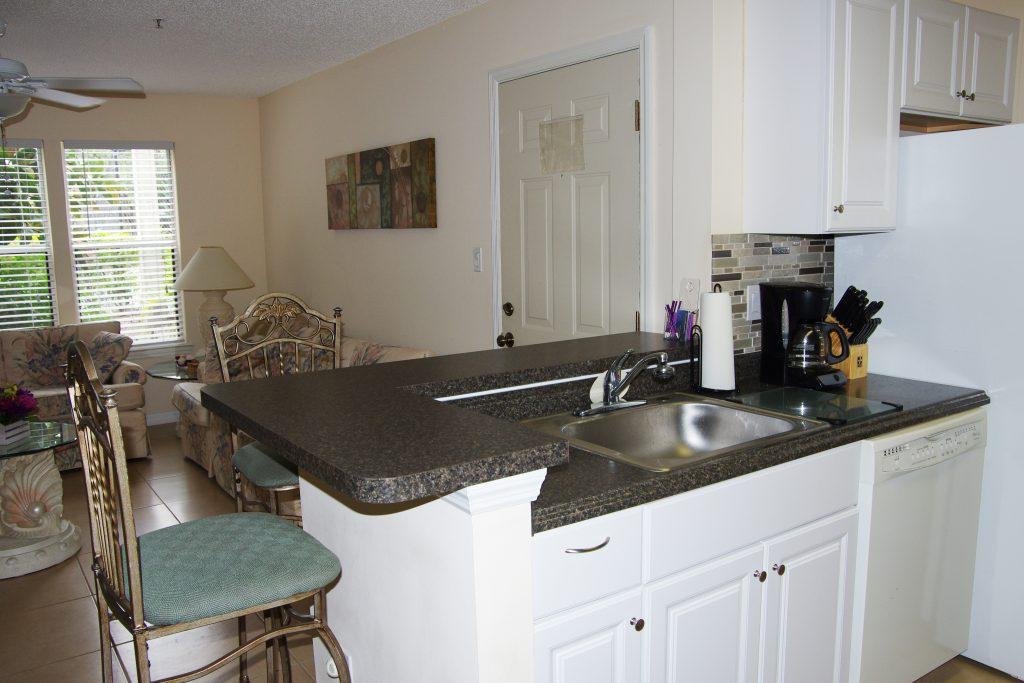 Kitchen 1 - vacation rental