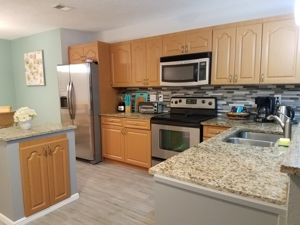 sienna park vacation rental 245 - kitchen7