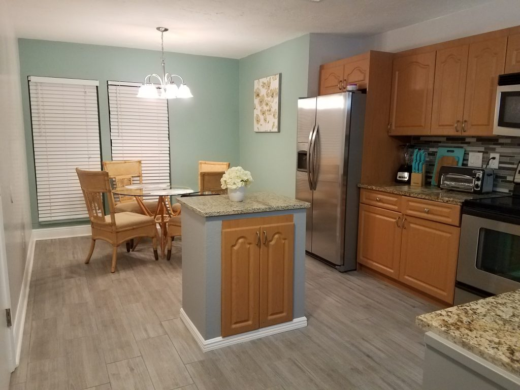 sienna park vacation rental 245 - kitchen - dining area