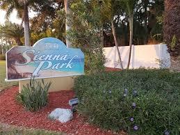 Sienna Park Entrance